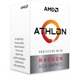 AMD Athlon 3000G CPU...
