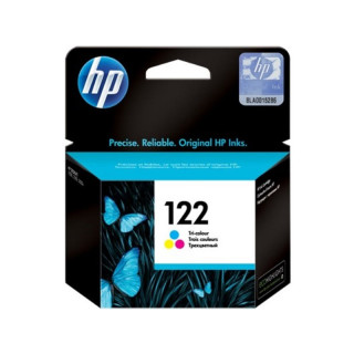 HP 122 TRI-COLOUR INK...