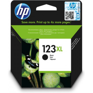 HP 123XL BLACK INK CARTRIDGE