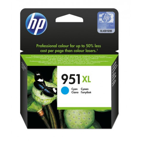 HP 951XL CYAN OFFICEJET INK...