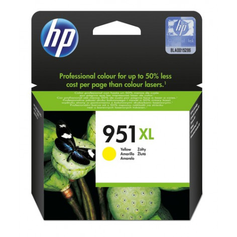 HP 951XL YELLOW INK CARTRIDGE