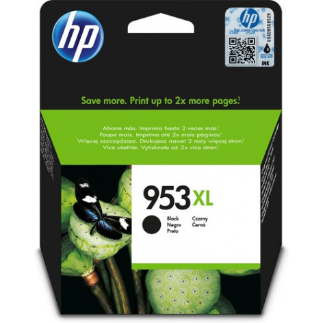 HP 953XL HIGH YIELD BLACK...