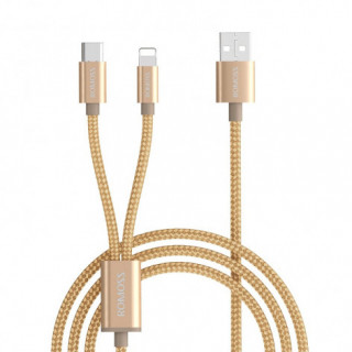 Romoss 2in1 USB to...
